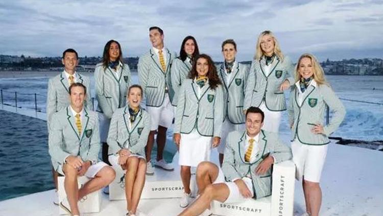 里约奥运会各国代表团的服装都长啥样?