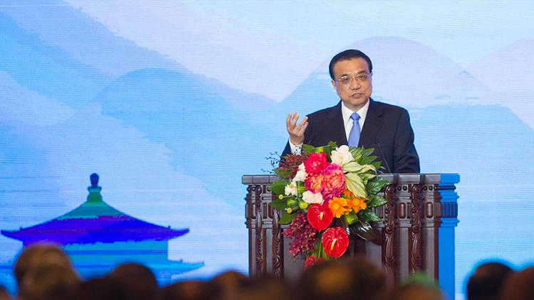 李克强在首届世界旅游发展大会开幕式上致辞