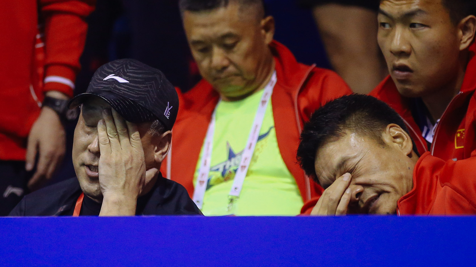汤杯中国1-3韩国无缘4强 国羽创历史最差