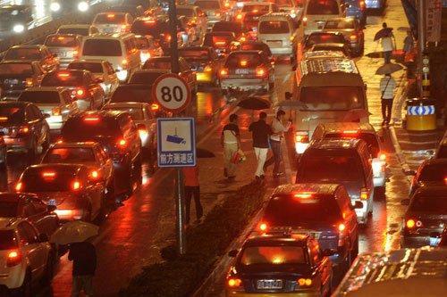 北京交通拥堵费_北京:交通拥堵收费真的要来了_国内图文_看看新闻