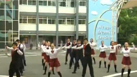 【虹口新闻】虹口跃出示范舞 全市教师先来学