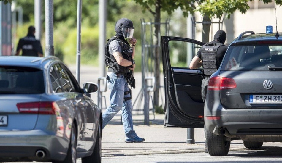 德国一电影院发生枪击事件 枪手已被击毙