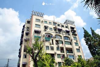上海秘境:非常有戏的西园大厦