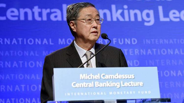 周小川IMF演讲全文:把握好多目标货币政策