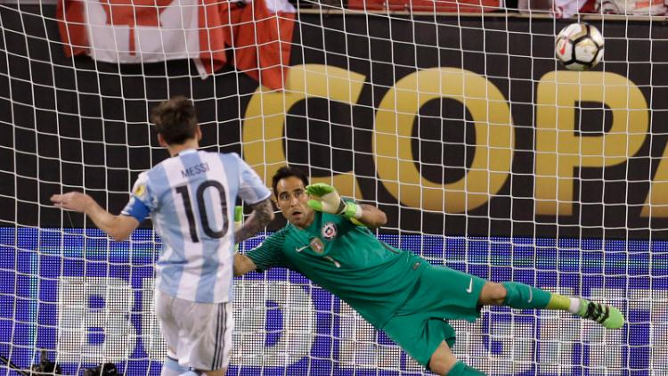 阿根廷再次饮恨美洲杯决赛梅西失点赛后宣布从国家队退役