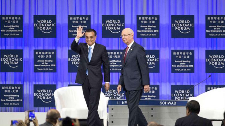 【子午观潮】夏季达沃斯 看李克强如何把脉中国经济