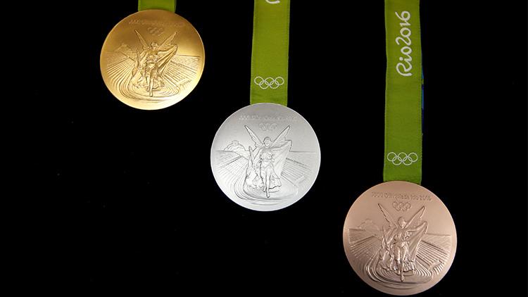 2016巴西里约奥运会残奥会奖牌公布