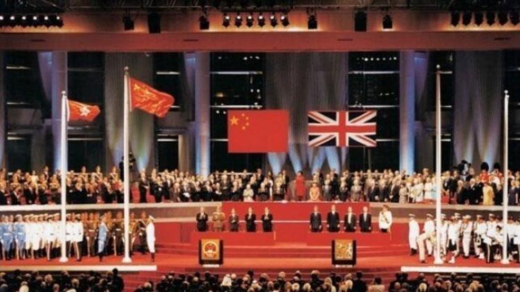 香港回归19周年
