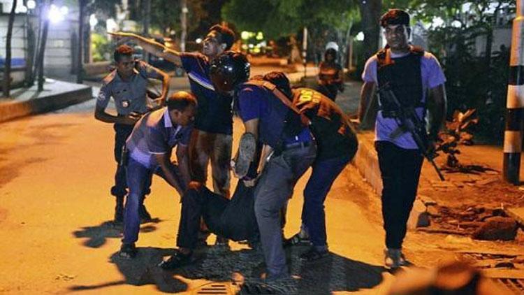 孟加拉国使馆区一餐厅发生劫持事件 两名警察丧生
