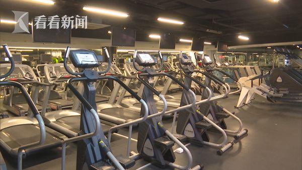 上海加州耀能健身_虹口区政法综治网加州健身上海分店人去楼空