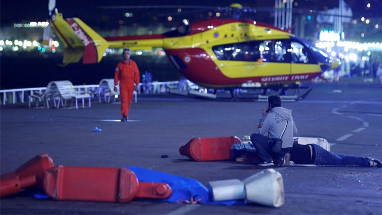 法国国庆日遭恐袭 盘点法国近年恐袭事件