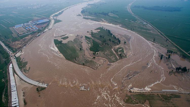 邢台副市长:七里河洪水非人为泄洪所致
