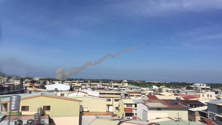 """台湾""""雄三""""飞弹误射原因查明:台军人员连串出错酿祸"""