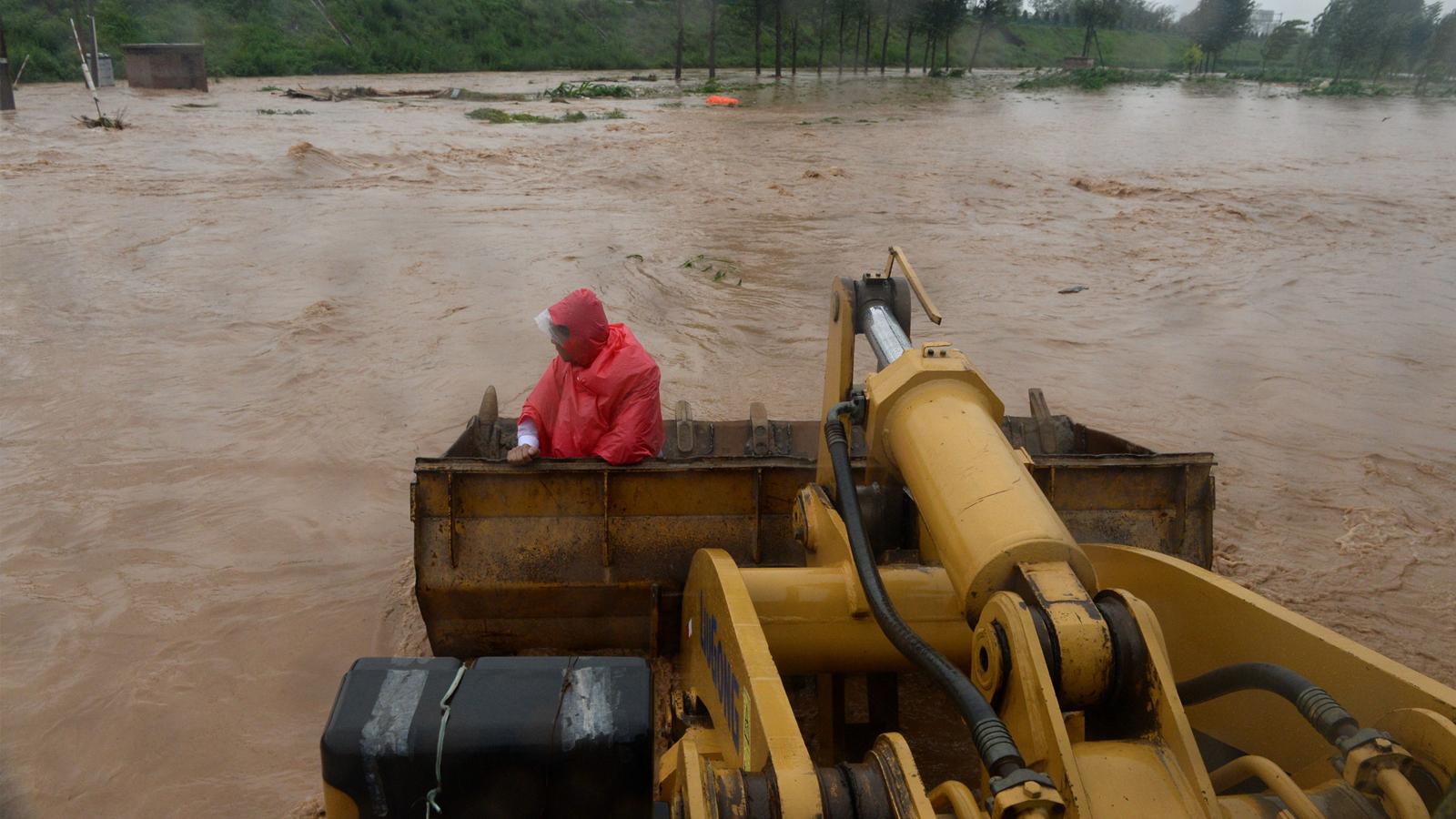 河北警方依法处理三名洪灾期间散布谣言人员