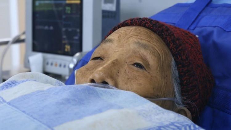 """敬畏与感恩 92岁的""""新生"""""""