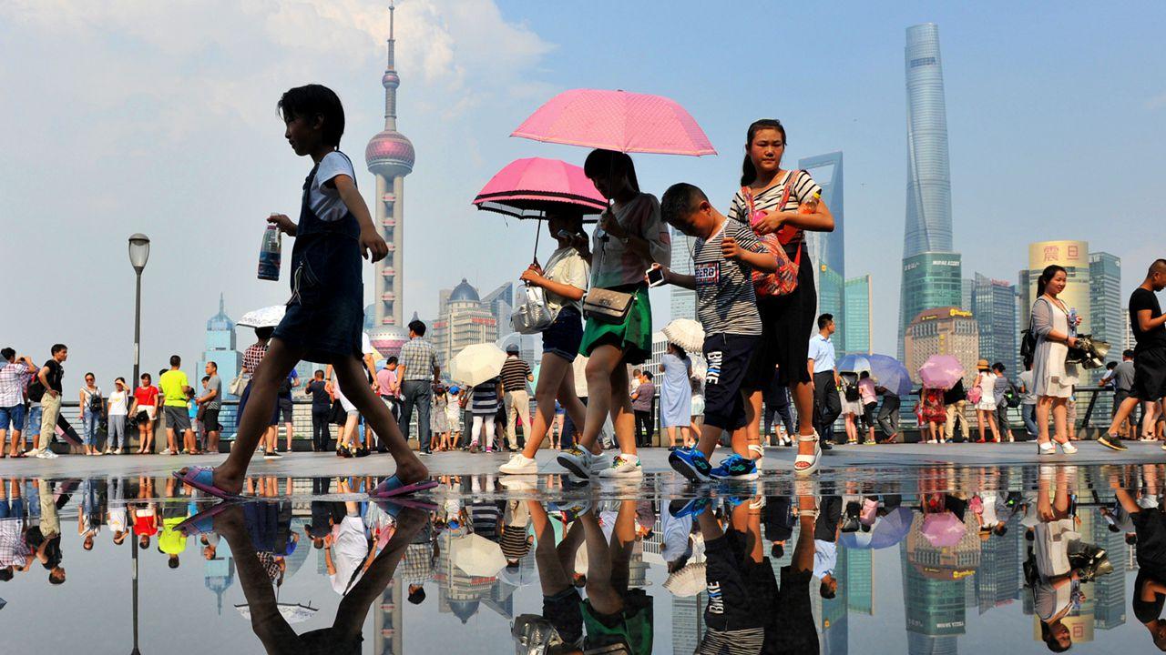 8月2日起申城高温将有所缓解 近期午后多对流性天气