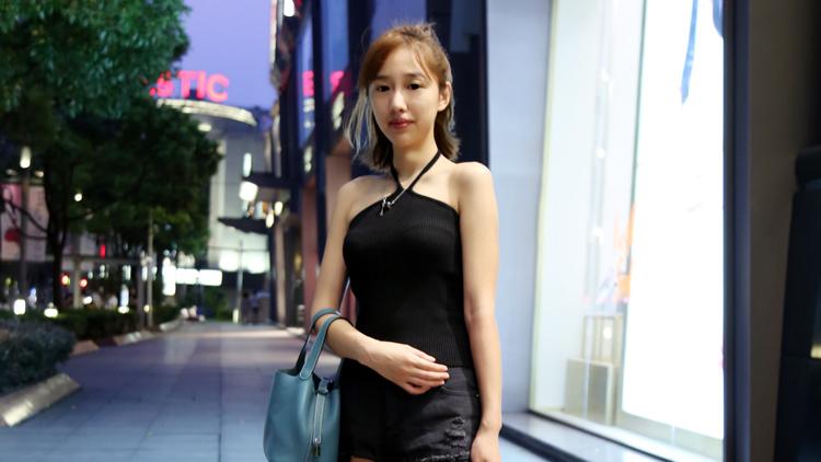 一样战高温,看这些上海姑娘照样一丝不苟美出范儿!