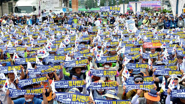 """警告美韩须停止部署""""萨德"""" 中国会采取哪些""""必要措施""""?"""