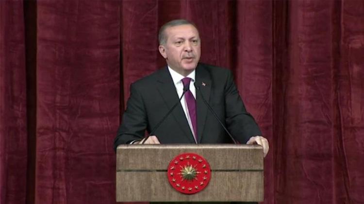 土耳其总统埃尔多安怒斥美军高官站在政变策划者一边