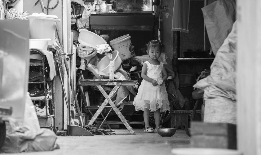 【留守儿童调查】上海城郊的夏天