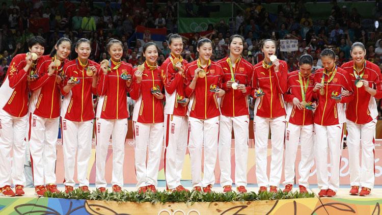里约瞬间|你们做到了!中国女排3-1夺冠 时隔12年里约登顶