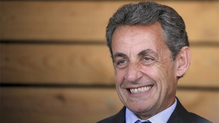 法国前总统萨科齐宣布参加2017年总统大选