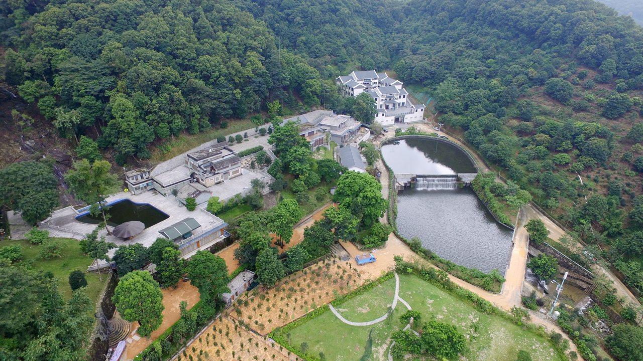 """广东省住建厅:罗浮山""""私人会所""""违建面积超3000平米"""