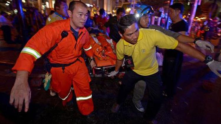 泰国南部一酒店附近连发两起爆炸 至少1死29伤