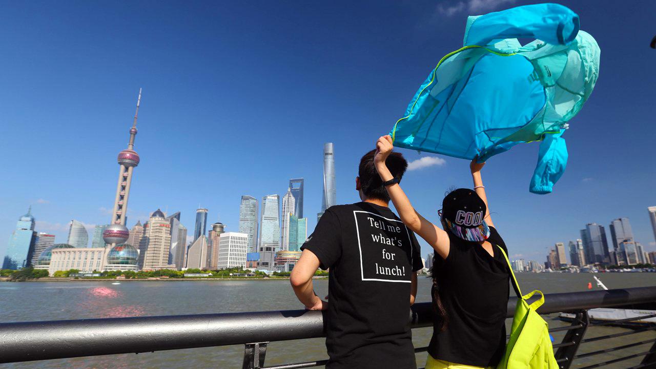 冷空气来了!申城今起4天最高温31℃