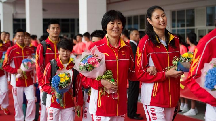 国家奥运精英代表团抵达澳门 开始四天访问