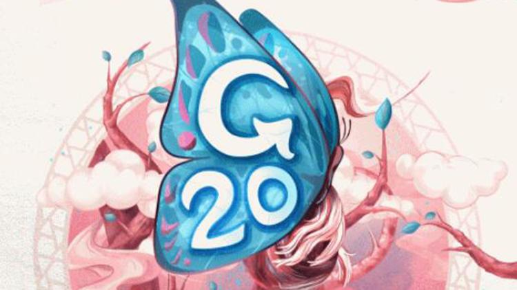 复兴路上工作室又出大招 7幅动态海报趣解G20