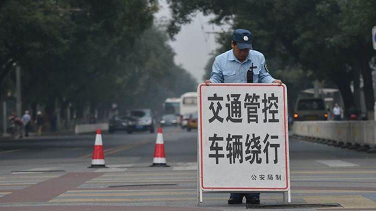 上海将在国庆期间采取交通管制 浦东多路段禁止机动车通行