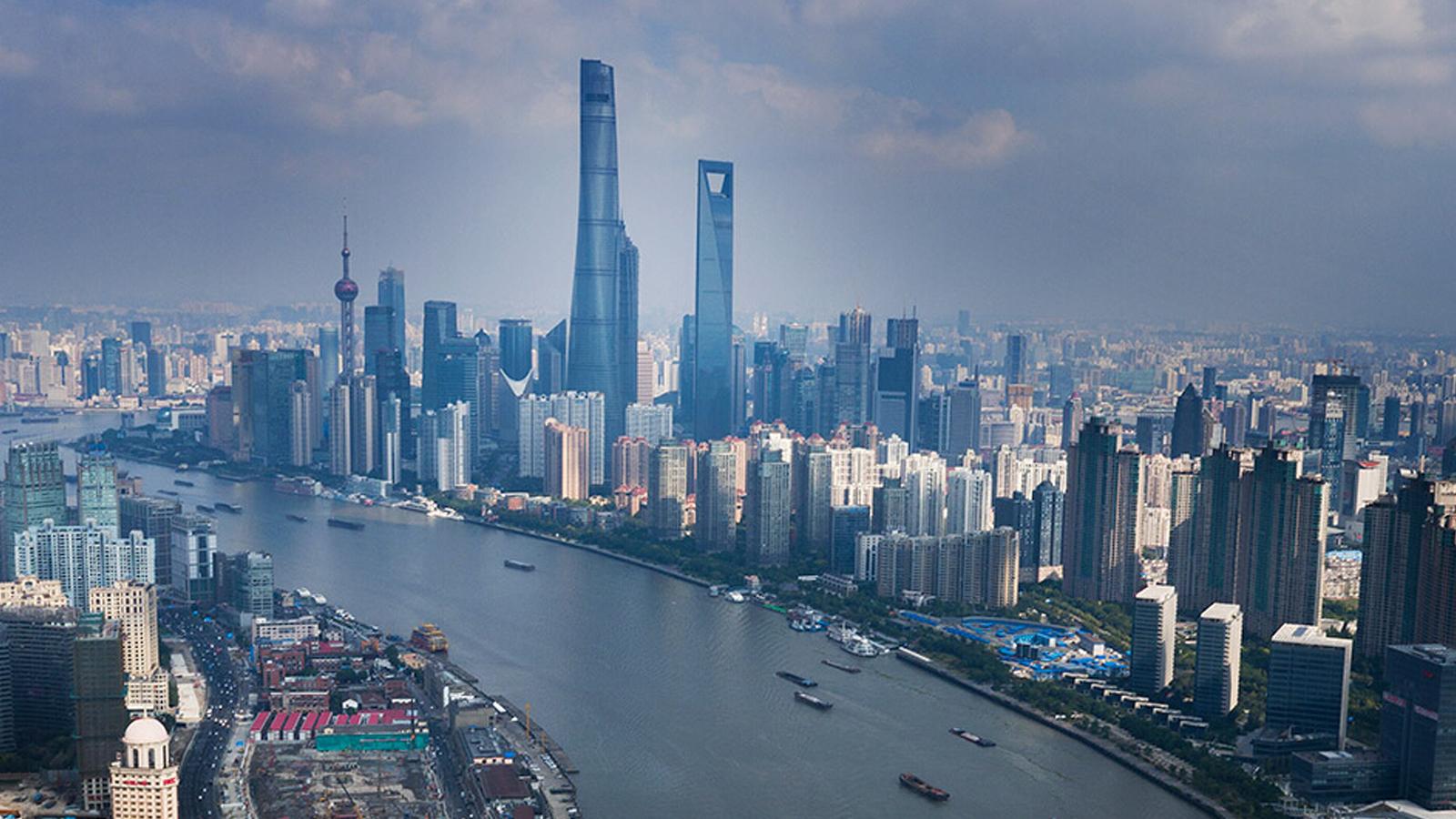上海前三季度GDP同比增长6.0%