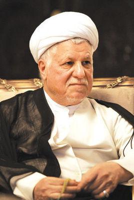 贾尼/伊朗前总统阿克巴尔·哈什米·拉夫桑贾尼...