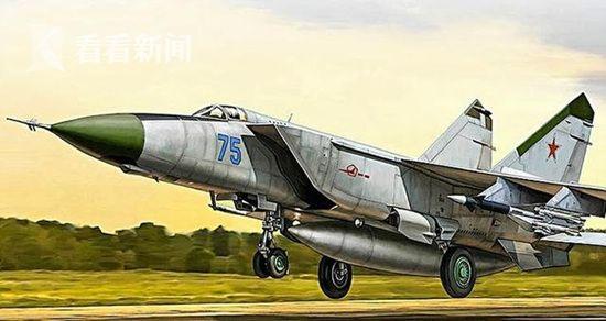 苏联米格-25