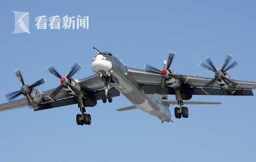 苏联图-95轰炸机