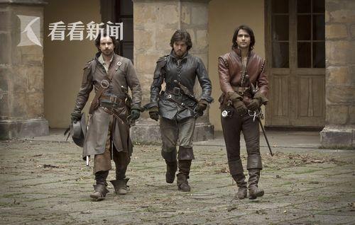 《三个火枪手》电影剧照