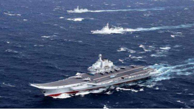 美航母入南海 是无害通过还是挑战中国底线?