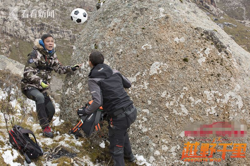 范志毅陡坡训练贝尔颠球
