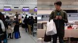 台湾人不好欺负!迟到被拒登机 台男子大闹香港机场