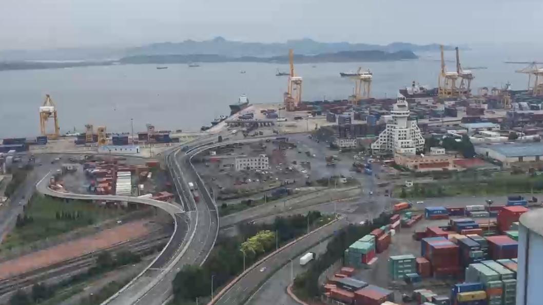 视频|借势辽宁自贸区 逾千家企业入驻东北最大跨境电商产业园