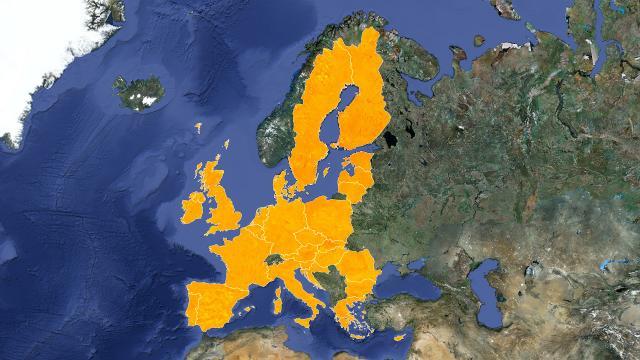 交叉点道·欧盟丨欧盟走过了哪些路?