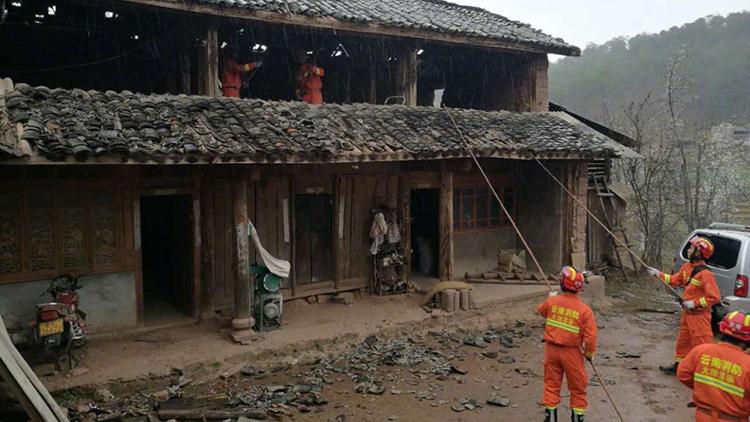 云南大理地震的介绍图片