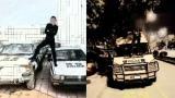 视频|狂妄!少年犯罪团伙加失主QQ好友 站上警车拍照空间里晒图
