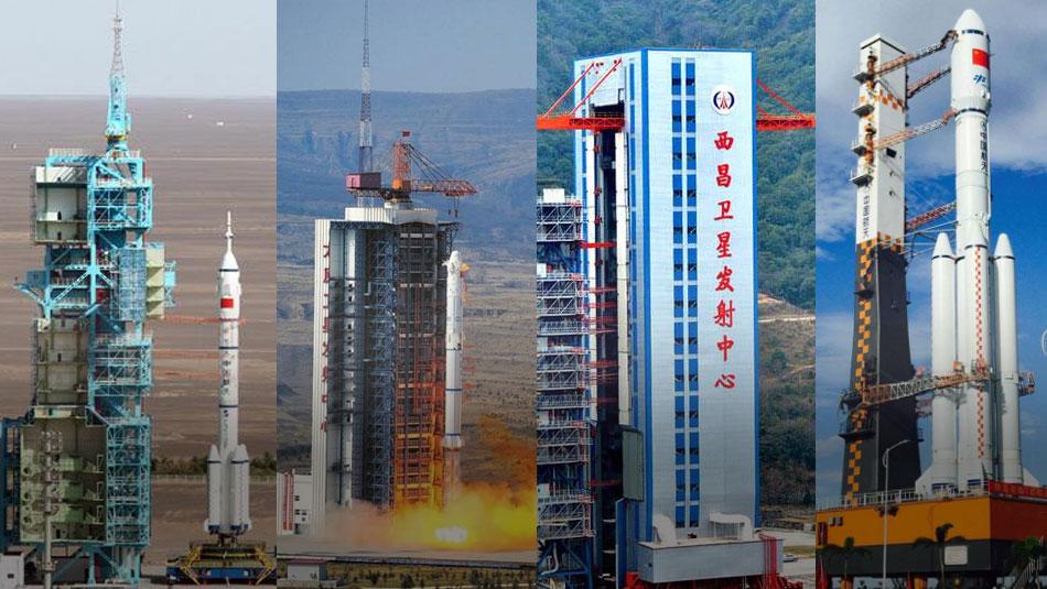 中国航天发射的