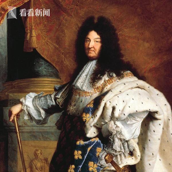 路易十四。