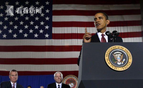 奥巴马2009年宣布从伊拉克撤军,2011年完全撤军,但2014年美军却重返伊拉克战场至今。