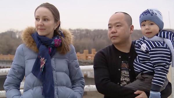 视频|俄罗斯人在黑河:花五分钟过江 就能吃上热气腾腾的锅包肉