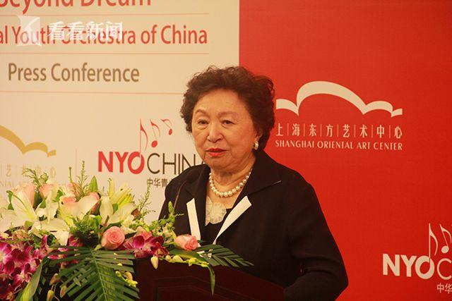 美中文化协会创始人杨雪兰