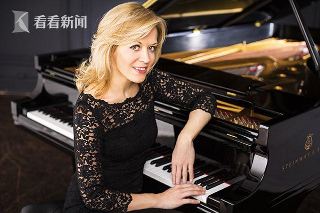 俄罗斯钢琴家奥尔加·科恩